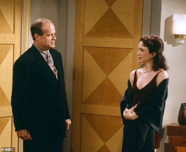 She [could be] ba-ack! The return of Frasier's son will no doubt pave the way for notorious ex-wife Lilith, Frederick's mother, to make a return to the series, played by Bebe Neuwirth