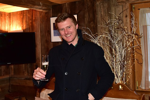 Aristocrat Jack Marrian, 33, celebrates being acquitted of bringing £4.5million of cocaine into Kenya