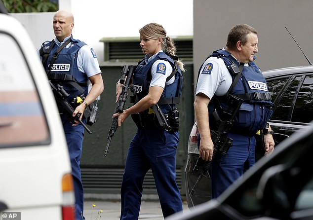 One of the gunmen is believed to have live-streamed the mass shooting inside the Al Noor Mosque, which happened at 1.30pm as Friday prayers were underway