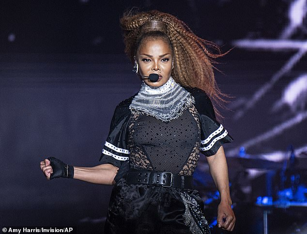 Legendary:Janet Jackson was also announced for the festival, making her debut at the event