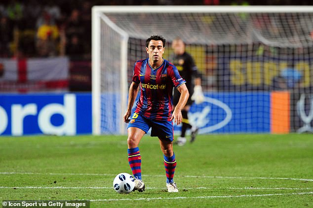 Barca legend Xavi had the record with476 wins in767 matches - Messi done it in quicker time