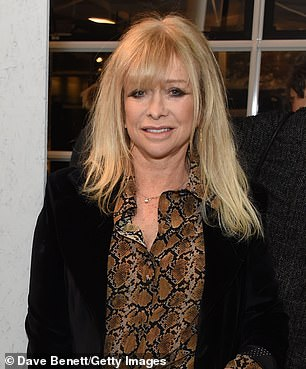 Jo Wood is eager to dig into her Zulu roots on Who Do You Think You Are?