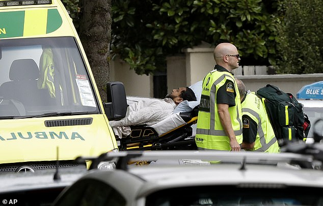 Christchurch went into lockdown on Friday after an Australian gunman allegedly stormed two mosques, killing 49 people
