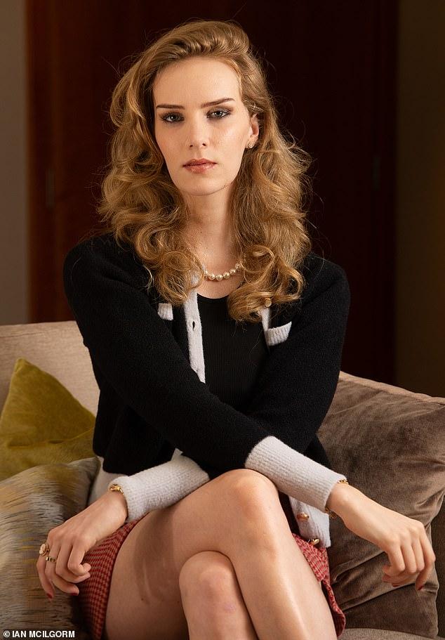 British actress Charlotte Kirk (pictured) became involved withWarner boss Kevin Tsujihara