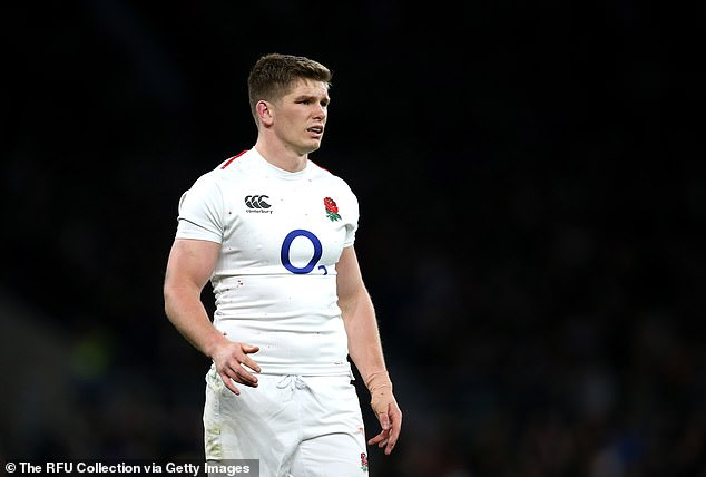An injury to Owen Farrell would be devastating and it could result in Danny Cipriani returning