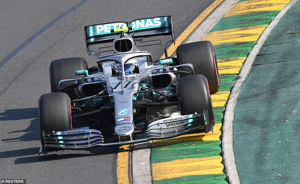 It was the perfect start to the new season for Bottas, the Finn demonstrating that he won't play second fiddle to Hamilton