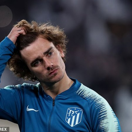 ee5e921bbd5 PSG  To Move For £86m Antoine Griezmann