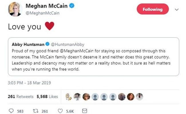 Abby Huntsman Daughter Of Trump S Ambassador To Russia