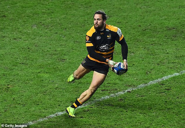 The 26-year-old currently plays his club rugby at Gallagher Premiership rivals Wasps