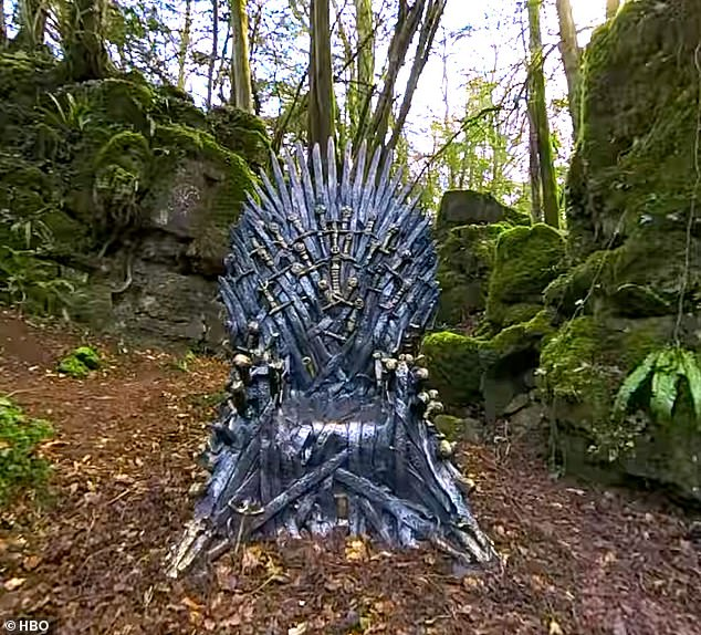 Hide and seek:HBO rolled out a marketing campaign for Game Of Thrones called For The Throne in which the company hid six Iron Thrones around the world for fans to find