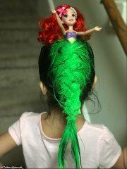 crazy hair day ideas little girl