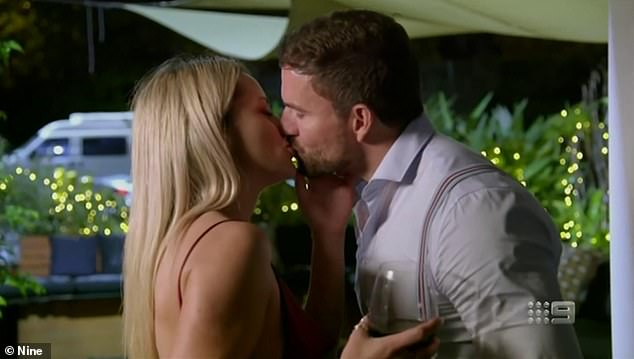 Out!However, it's possible the couple could have been concerned that they may spoil the outcome of Sunday's upcoming commitment ceremony by having shared the photo, and it has since been deleted. Jess and Dan are pictured on Married at First Sight