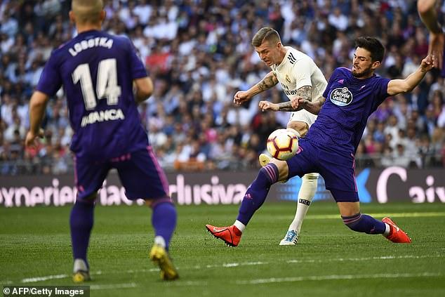 Manchester United wird in diesem Sommer die Chance haben, Toni Kroos als langfristiges Ziel zu unterschreiben