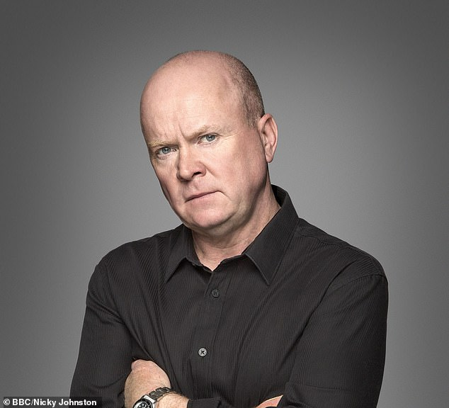 After drawing with Scotland, members of the squad wore Phil Mitchell masks at the after party