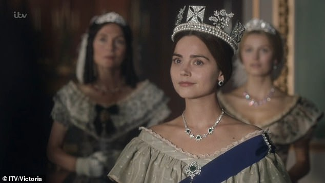 Arrival: It is then that Her Majesty receives the greatest shock in the form of her half-sister Feodora, who comes to the Palace under the precedent that she has fallen on hard times