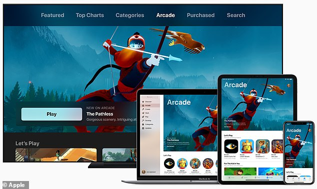 Apple debuted its game subscription service, dubbed Apple Arcade, late last month at its 'Show Time' event. The firm is said to be spending over $500 million on the service
