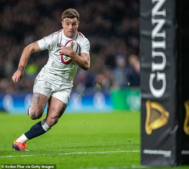 It is believed fly-half George Ford, 26, is one of few players who does have a release clause