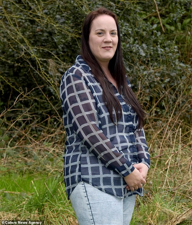 Ms Dodd, 37, was diagnosed with polycystic ovary syndrome when she was 19 years old, leaving her devastated at the prospect of not having children