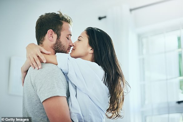 Hugging someone for 20 seconds can lower blood pressure, heart rate and increase the release of 'happy' hormones