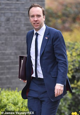 Health secretary Matt Hancock has vowed to penalise social media sites if they fail to remove fake health news from their networks