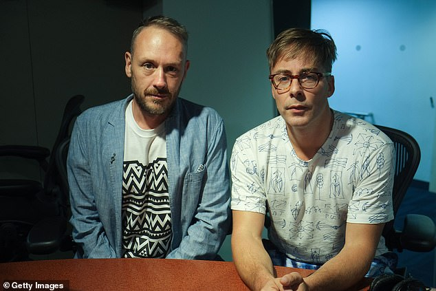 'Pop music has been so shallow and stupid': Basement Jaxx's Felix Burton [right, pictured with Simon Ratcliffe] told the Herald Sun that he feels it's the right time to create authentic new music
