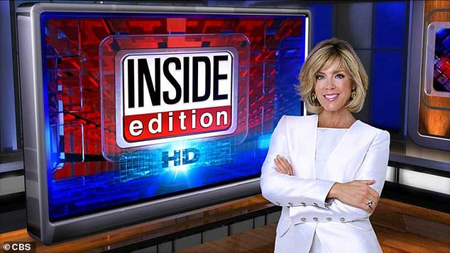 Norville has been on Inside Edition since 1995, but is now being forced to take a break
