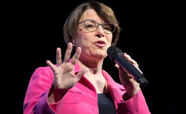 Amy Klobuchar Becomes Latest 2020 Democrat To Release Tax