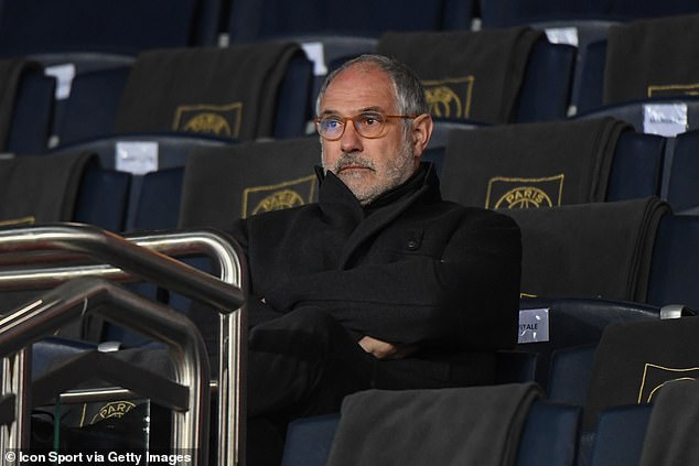 Marseille sporting director Andoni Zubziaretta is reportedly tempted to quit and join Arsenal