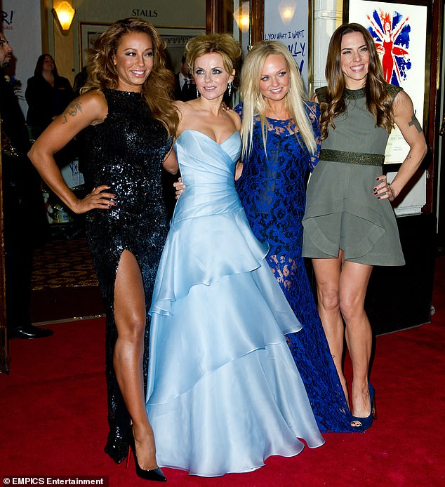 """Es hat sich herausgestellt, dass Mel und Emma die Dinge zwischen ihren Bandkollegen glätten, aber während der bevorstehenden Spice Girls-Konzertproben """"auf epische Reihen vorbereitet sind"""""""