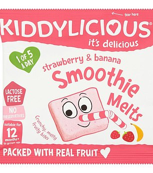 Smoothie melts 16.4