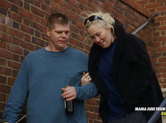 'Mad, sad, confused':June, meanwhile, was more worried about finally admitting to her man that she was not actually pregnant – with him not taking the news well