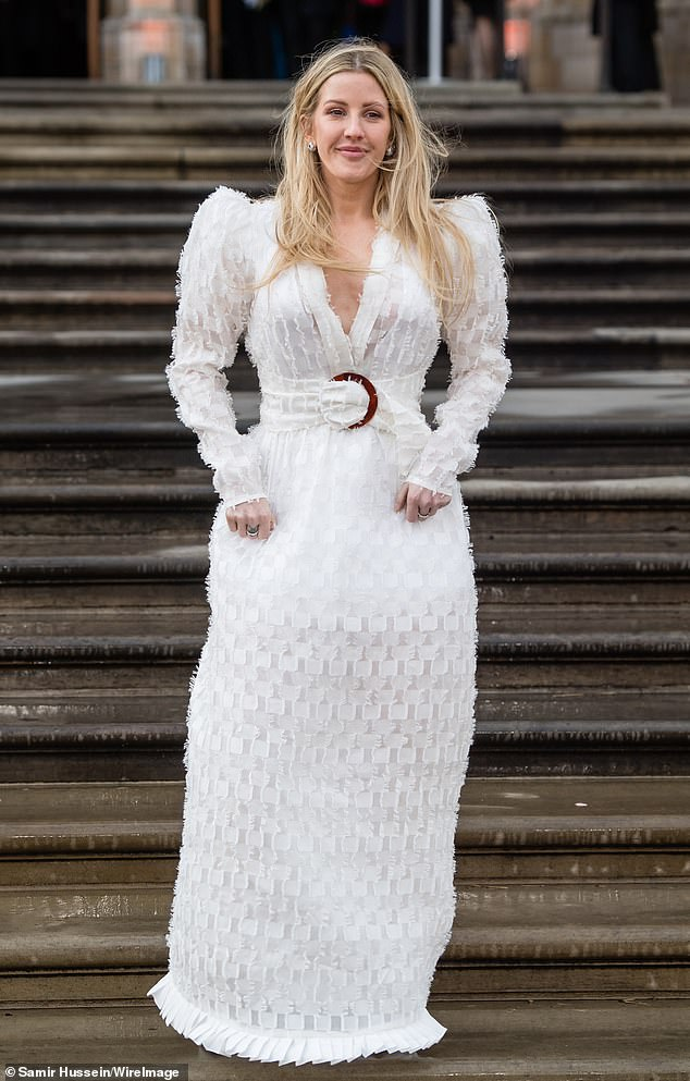 Oh my dear: singer Ellie Goulding, who allegedly discovered in June 2016 the kiss of longtime friend Harry, was also present at the show, but should have avoided the after-party, so as not to speak with the Royal