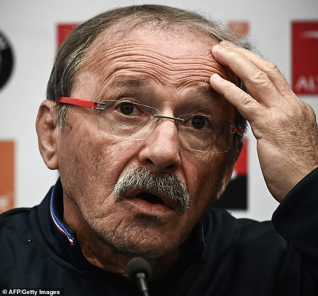 There is debate over whether a foreign coach should replace France boss Jacques Brunel