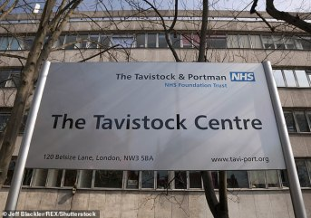 The Tavistock Gender Identity Development Clinic in north London has an 'inability to stand up to pressure' from campaigners and parents demanding fast-track transitions, its own clinicians have said in February