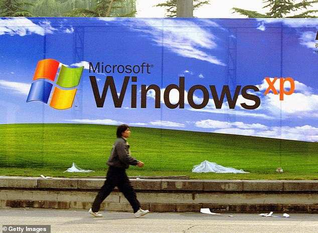 Researchers at Microsoft Research Asia in Beijing have co-authored at least three papers with scholars affiliated with China's National University of Defence Technology (file photo)