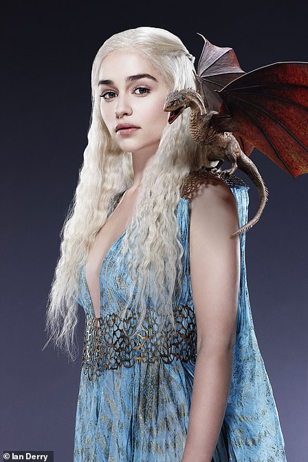 Daenerys D, played by Emilia Clarke, has gathered an army (and dragons) and sailed to Westeros to reclaim the throne
