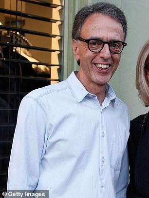 Sydney's millionaire property investor and retail tycoon Theo Onisforou