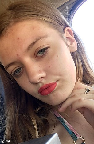 The case of 13-year-old Lucy McHugh (left) found stabbed to death in 2018 after leaving her house in Southampton has added pressure to these calls