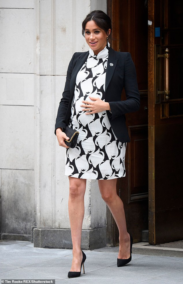 Where will Meghan give birth? Odds are split between private hospital in Windsor, posh maternity unit in Kensington and even home-birth at Frogmore Cottage