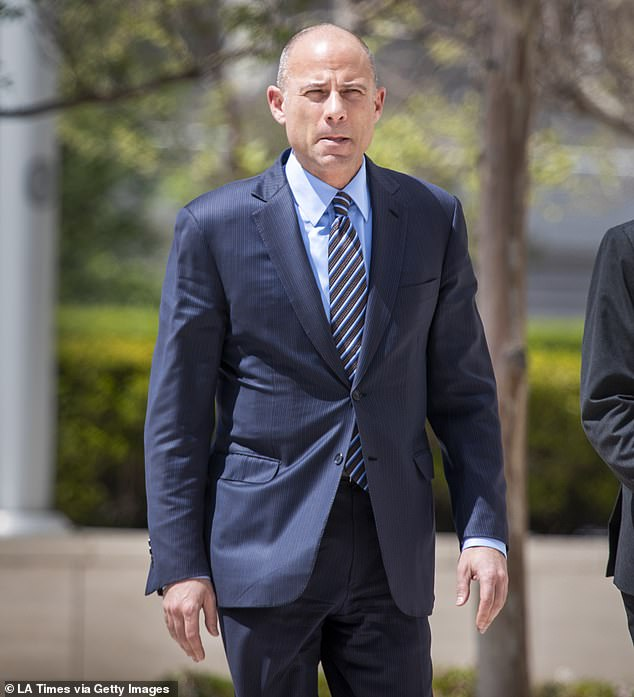 Michael Avenatti made his mentally-ill-paraplegic about him when he realized that he would have been a good man DailyMail.com