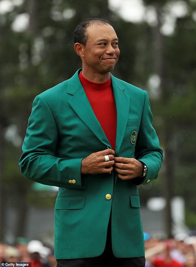 Woods erhielt am Sonntag sein fünftes grünes Jackett, nachdem seine Karriere nach einigen körperlichen Hindernissen und persönlichen Problemen beendet zu sein schien