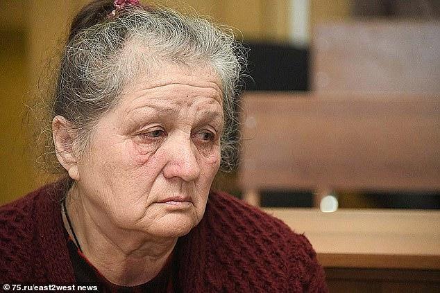 Galina Belomestnova, mother of victim Olga Ryadchikova, said her grandson still believes his mother is coming home