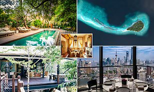 Conde Nast Traveller S Hottest New Places To Stay In 2019