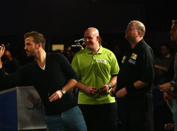 Former Tottenham and Real Madrid star Van der Vaart to play first BDO darts tournament