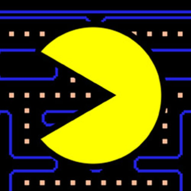A drug that is used to treat high blood pressure may relieve Parkinson's, Huntington's and Alzheimer's. It works by triggering' 'defective cells' to undergo autophagy. This occurs when cells 'eat' themselves like 'Pac-Man' (pictured), with the leftover waste being broken down