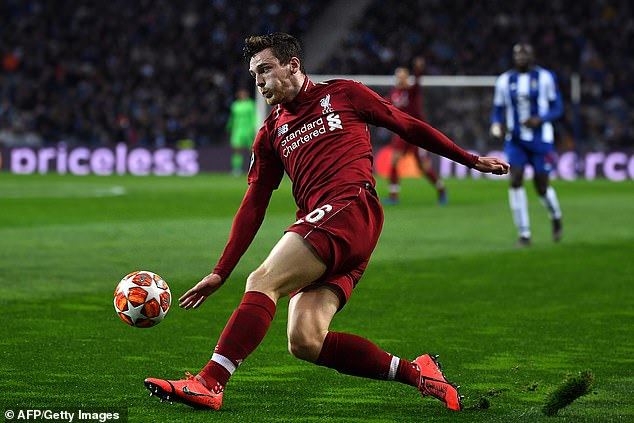 And Robertson has become someone I just like to watch - he's so energetic