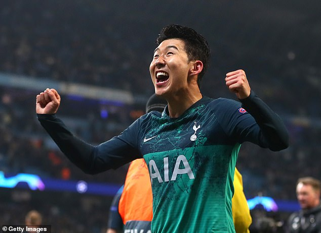 Son Heung-min is one of the strikers who changed the game; a relentless runner