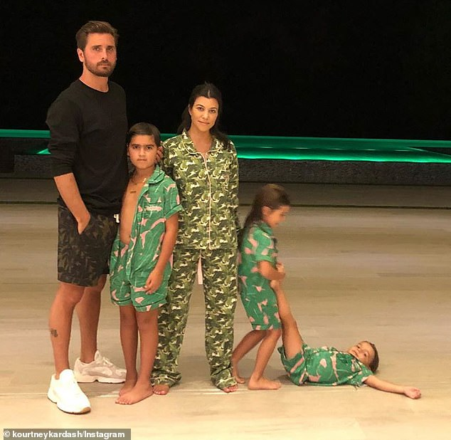 Family: Mason and Reign are Kourtney's sons, sharing them with ex-boyfriend Scott Disick. They are also parents of the six-year-old daughter Penelope.