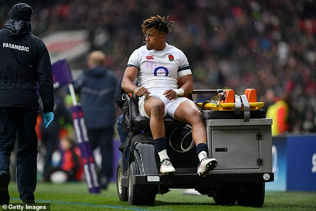 Watson has not played a competitive match since picking up an injury in the 2018 Six Nations