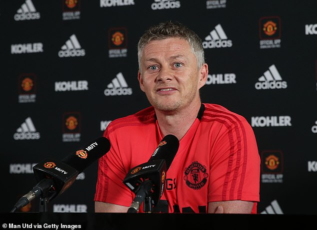 Manchester United boss Solskjaer believes City will take a physical approach at Old Trafford